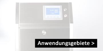 aqvapos Dampferzeuger haben vielseitige Anwendungsgebiete
